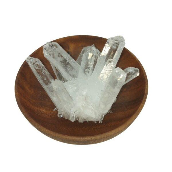 Dein-Seelenstein-Produkt-Bergkristall-Cluster-Holzschale