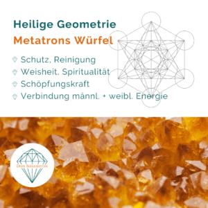 Wie du die heilige Geometrie im Alltag einsetzt - Teil 1