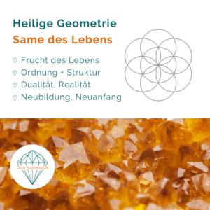 Wie du die heilige Geometrie im Alltag einsetzt - Teil 2