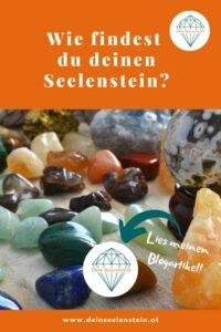 Pinterest Blog Seelenstein finden